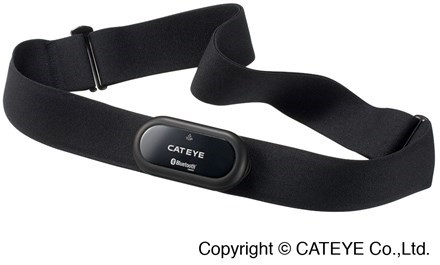 Cateye Strada Smart Computer with Speed/Cadence and Heart Rate