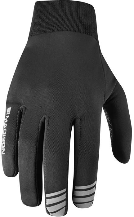 Madison Isoler Roubaix Mens Thermal Long Finger Cycling Gloves SS17