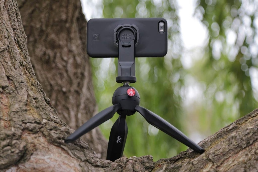 Quad Lock Tripod Adapter