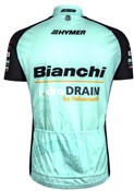 Santini TX Active Bianchi 15 Short Sleeve Cycling Jersey