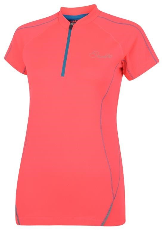 Dare2B Womens Revel Short Sleeve Jersey SS16