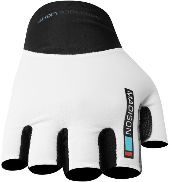 Madison RoadRace Mens Mitts Short Finger Cycling Gloves SS17