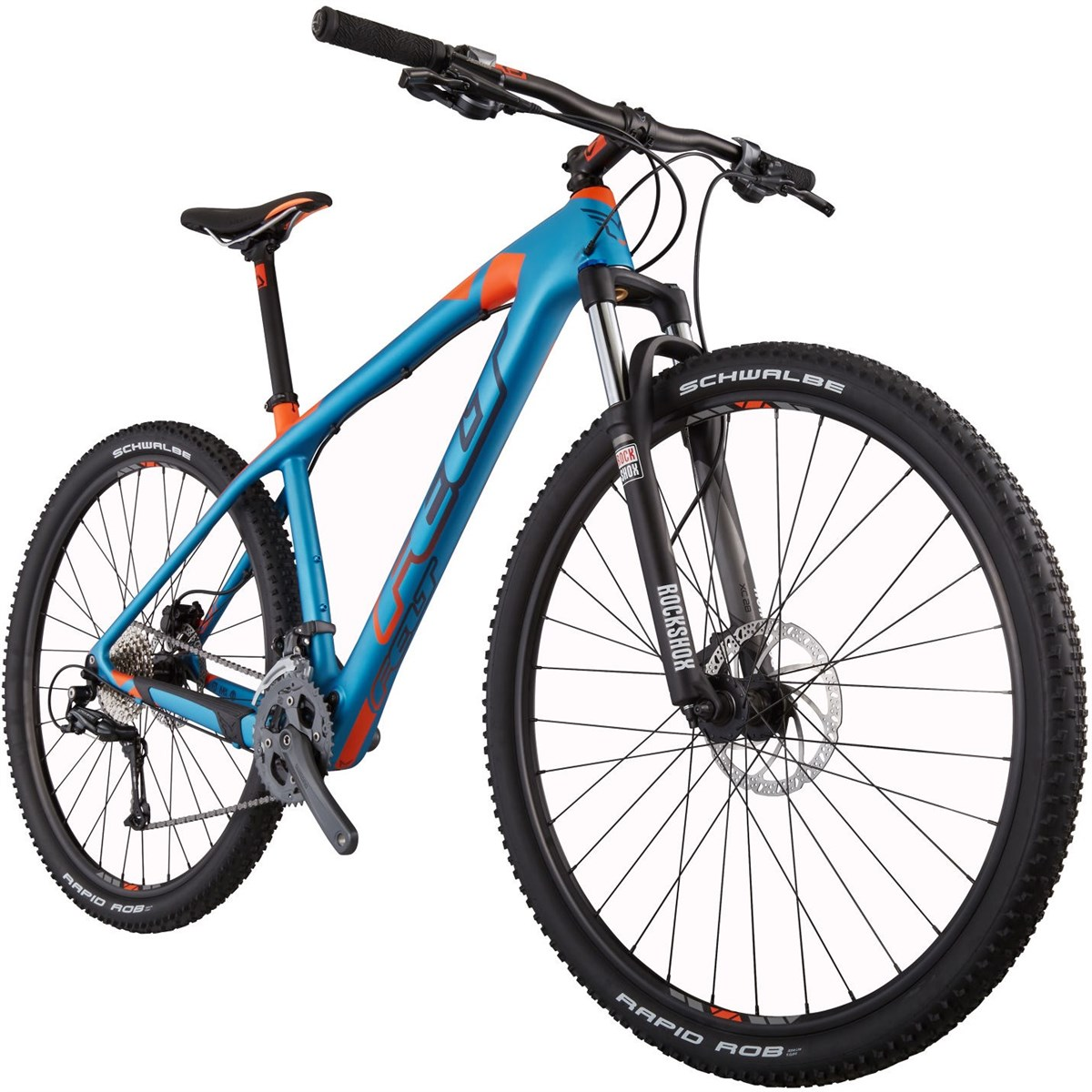 Felt Nine 6 Carbon 2016 Mountain Bike