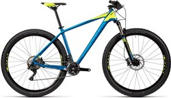 Cube Reaction GTC Pro 29  2016 Mountain Bike