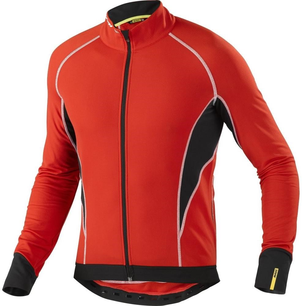 Mavic Cosmic Elite Thermo Long Sleeve Cycling Jersey