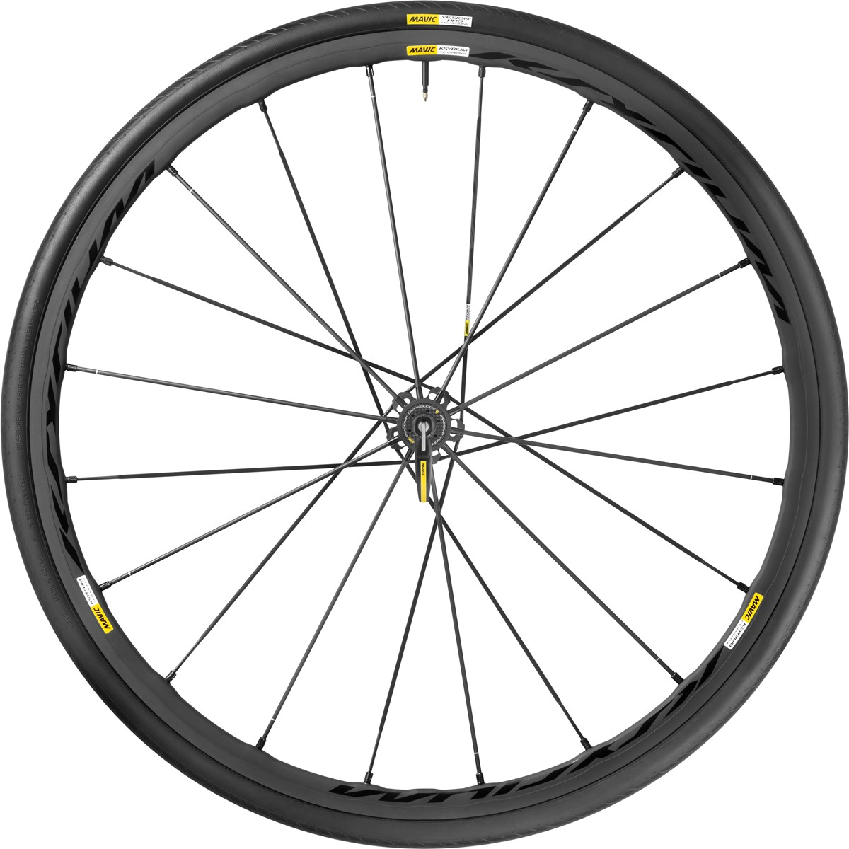 Mavic Ksyrium Pro Exalith SL Clincher Road Wheels 2017