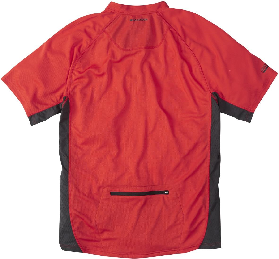 Madison Trail Mens Short Sleeve Cycling Jersey SS17