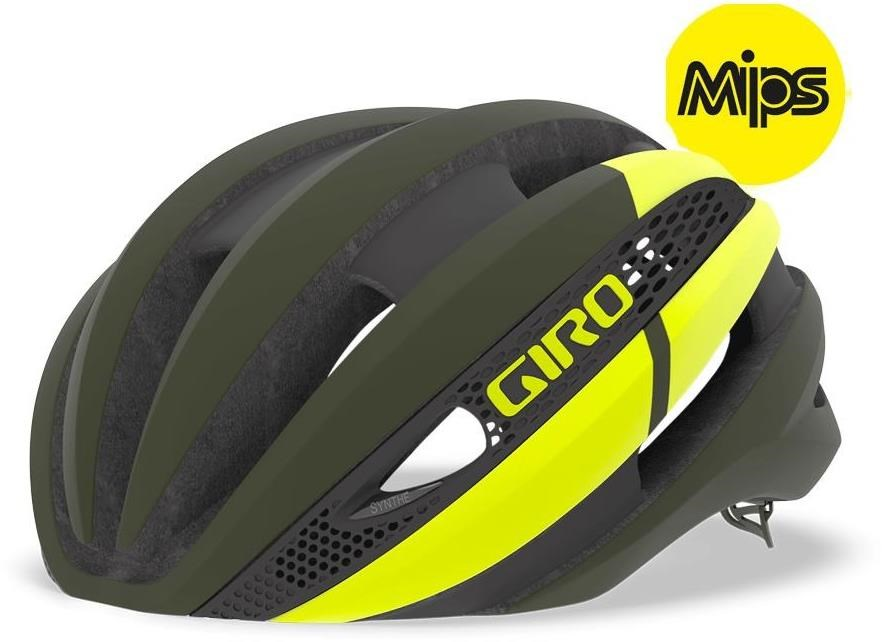Giro Synthe MIPS Road Cycling Helmet 2017