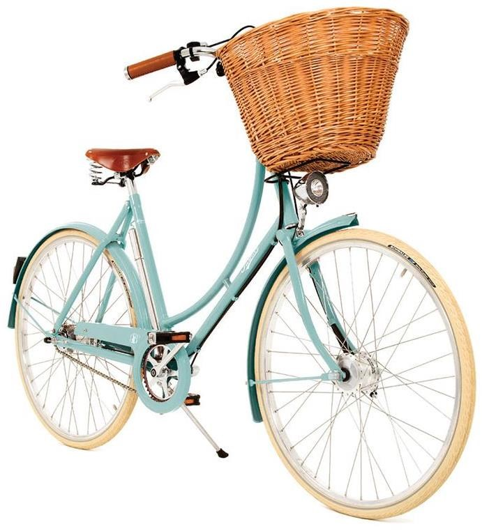 Pashley Britannia Womens 5 Speed 26W 2016 Hybrid Bike