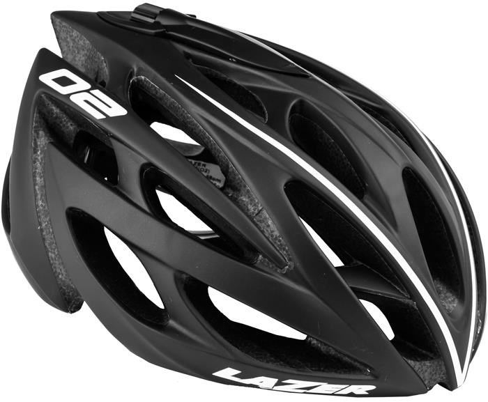 Lazer O2 Deluxe Edition Road Cycling Helmet 2016