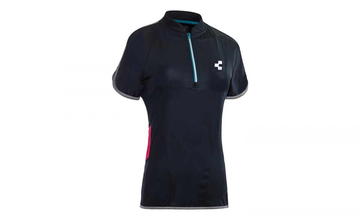 Cube Tour WLS Womens Short Sleeve Cycling Jersey