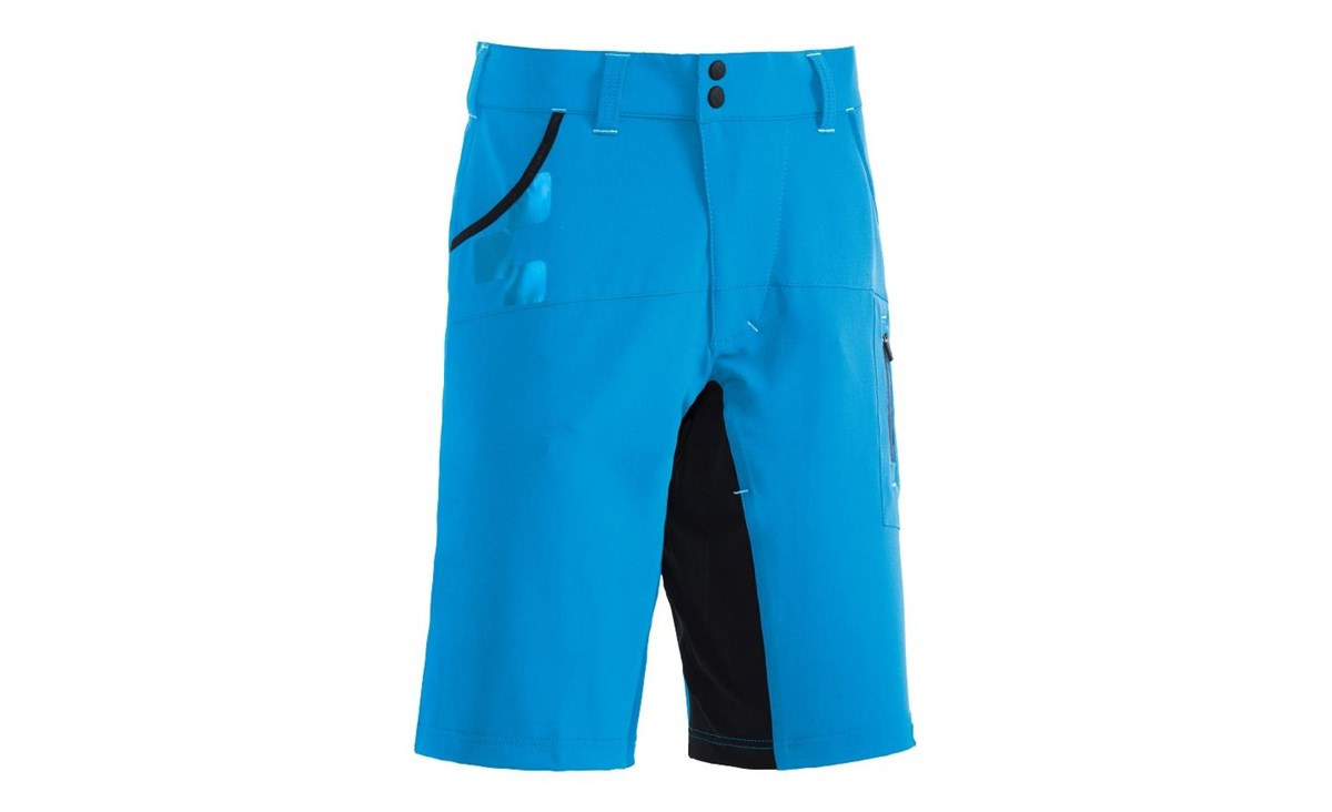 Cube Motion Baggy Cycling Shorts With Inner Shorts