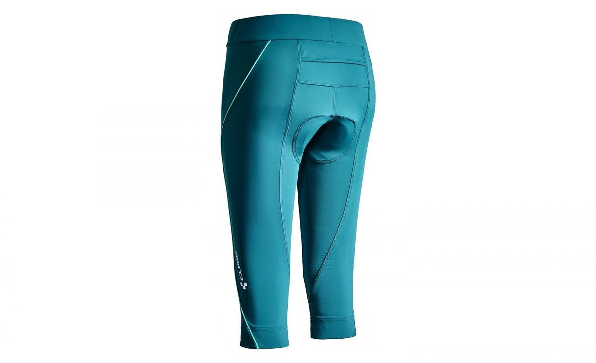 Cube Tour WLS Womens 3/4 Cycling Tights