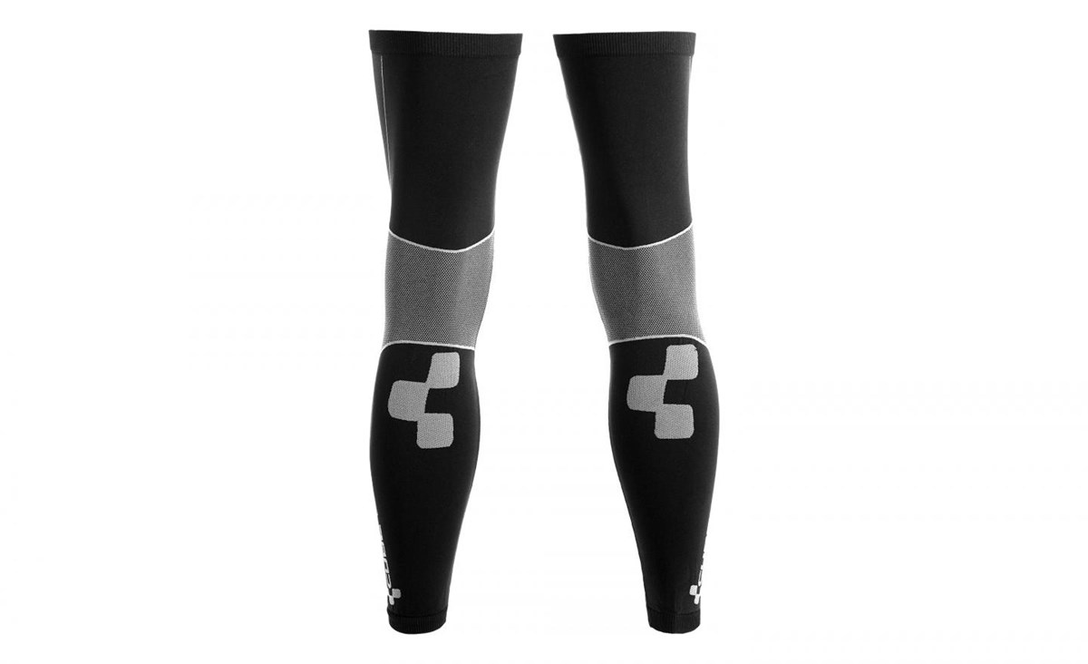 Cube 3D-knit Cycling Leg Warmers
