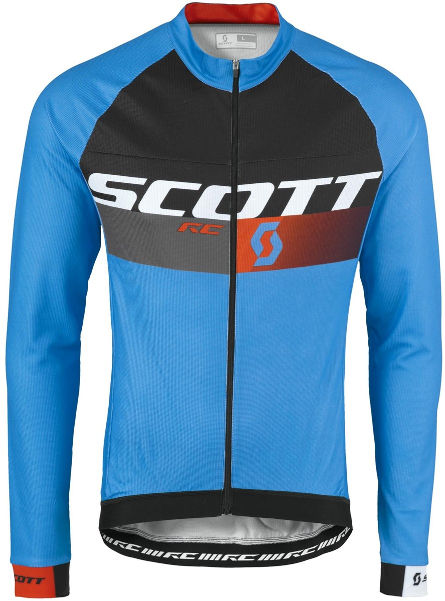 Scott RC Pro AS 20 Long Sleeve Cycling Jersey