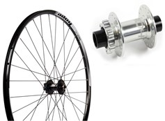 "Hope Tech XC SP24 S-Pull - Pro 4 Straight-Pull 26"" Front Wheel - 24 Hole"