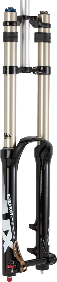 "SR Suntour RUX DH RC2 20mm Travel 26"" Suspension Fork 2016"