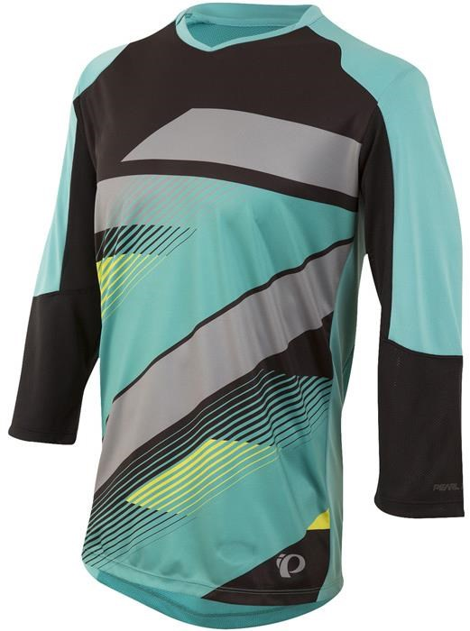 Pearl Izumi Launch 3/4 Sleeve Cycling Jersey SS16