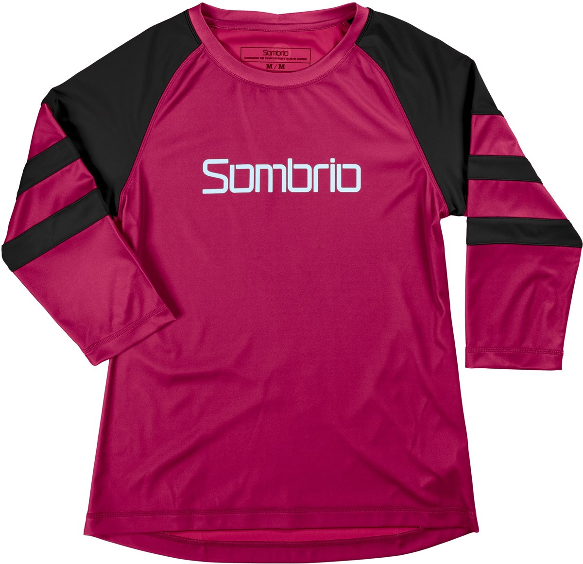 Sombrio Womens Pedigree Long Sleeve Cycling Jersey SS16