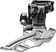 Shimano FD-M616 Deore 10 Speed Double Front Derailleur
