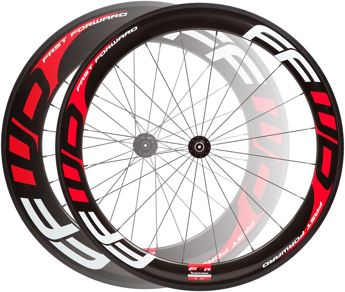 Fast Forward F6R/F9R Combo Full Carbon Clincher Wheelset