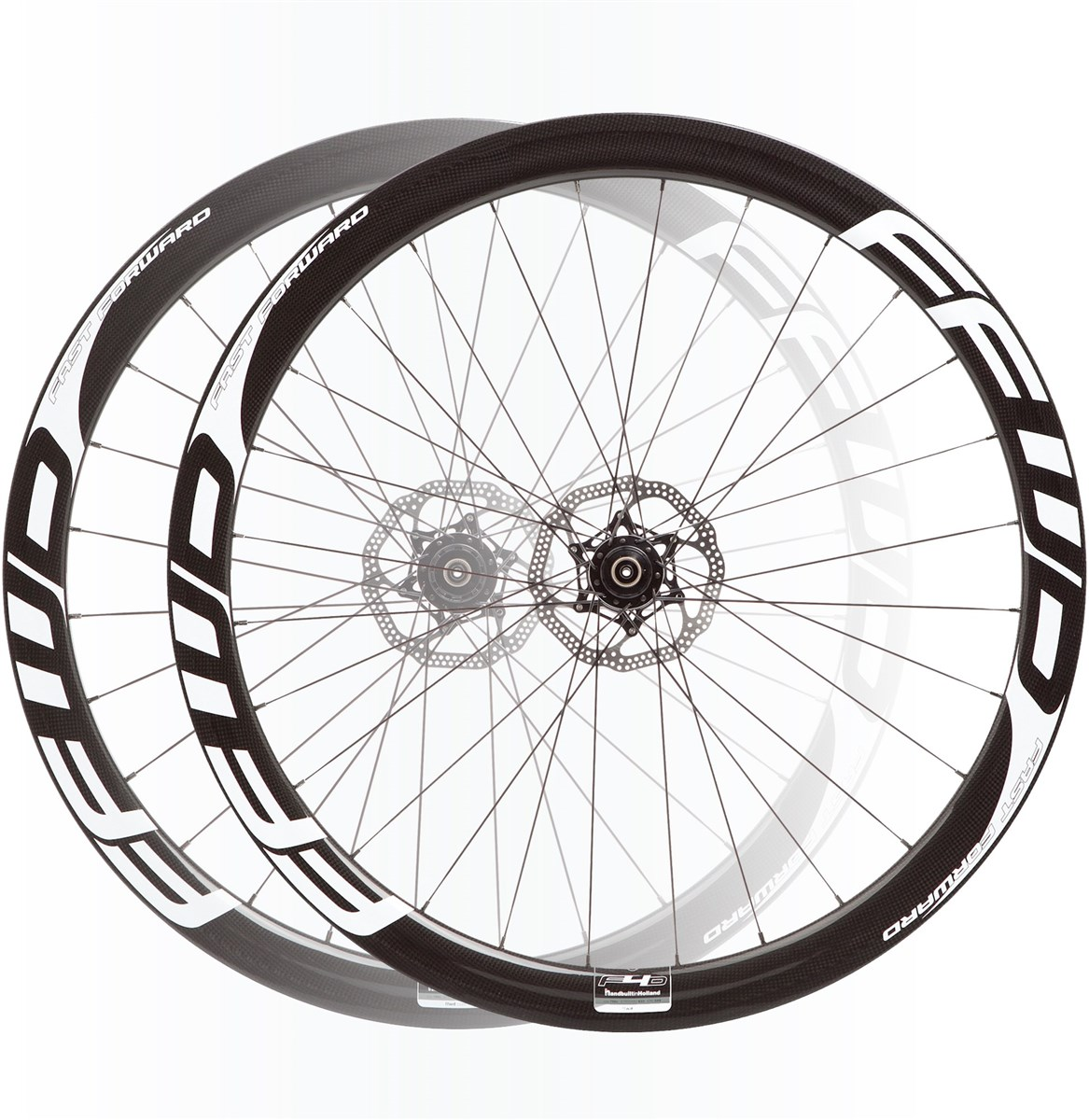 Fast Forward F4D Full Carbon Clincher Road Wheelset