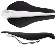 Fabric Tri Flat Race Saddle