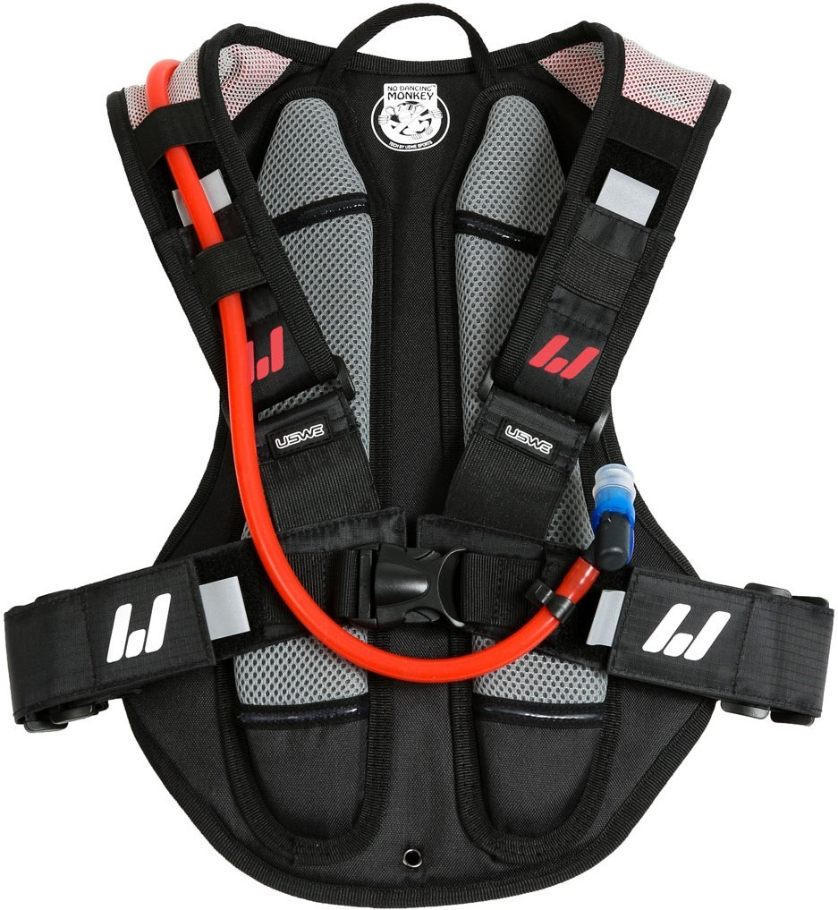 USWE F4 Pro Hydration Pack 6L Cargo With 3.0L Shape-Shift Bladder