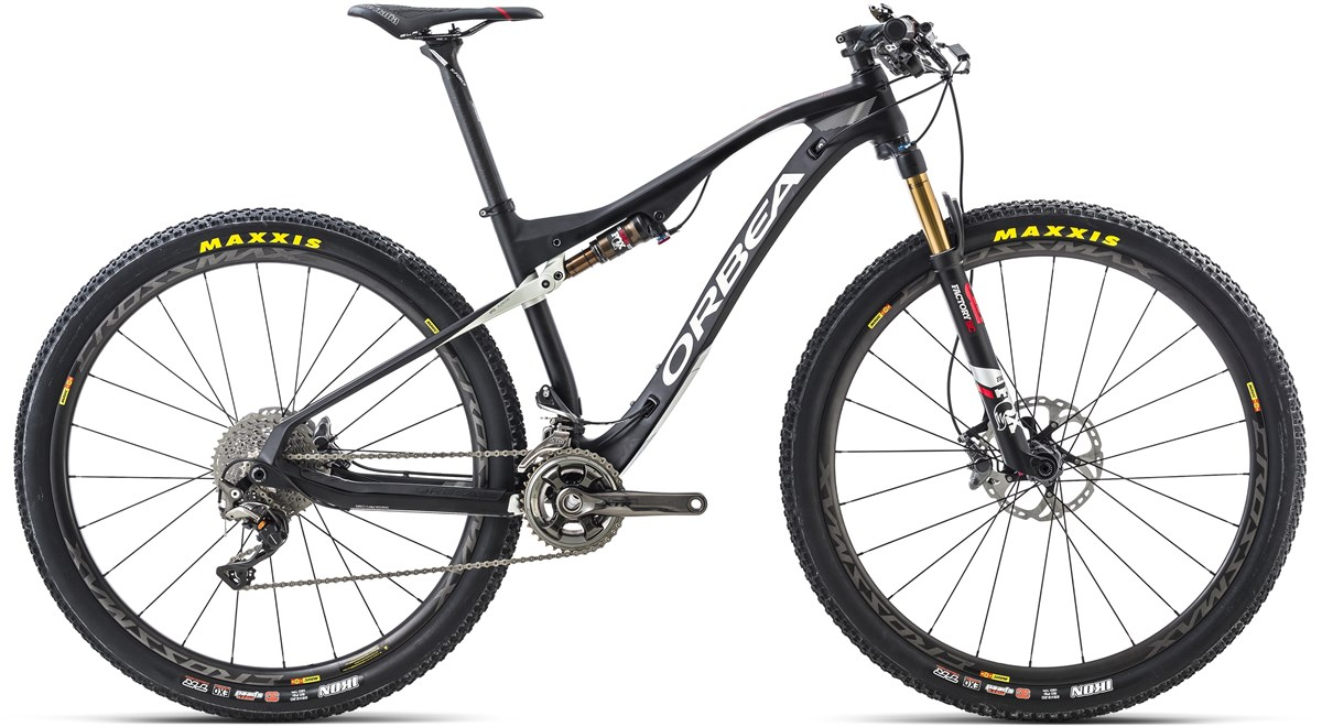 Orbea Oiz M-Team 29er 2017 Mountain Bike