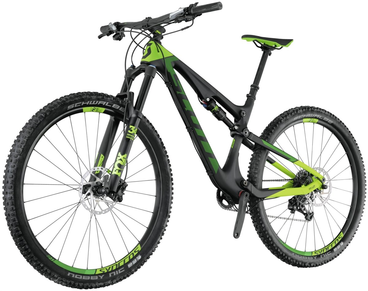 Scott Genius 920 29er 2017 Mountain Bike