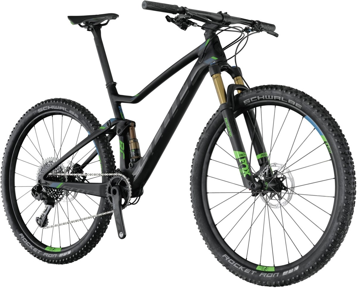 Scott Spark RC 700 Ultimate 27.5 2017 Mountain Bike