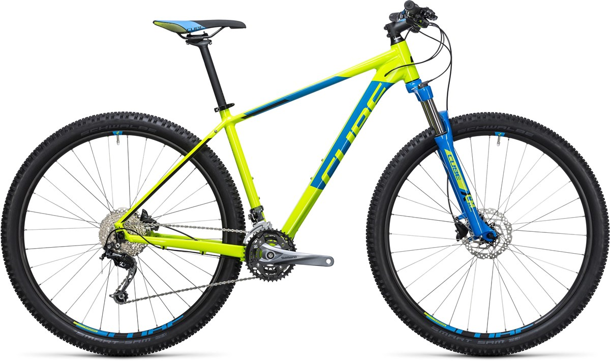 "Cube Aim Sl 27.5""  2017 Mountain Bike"