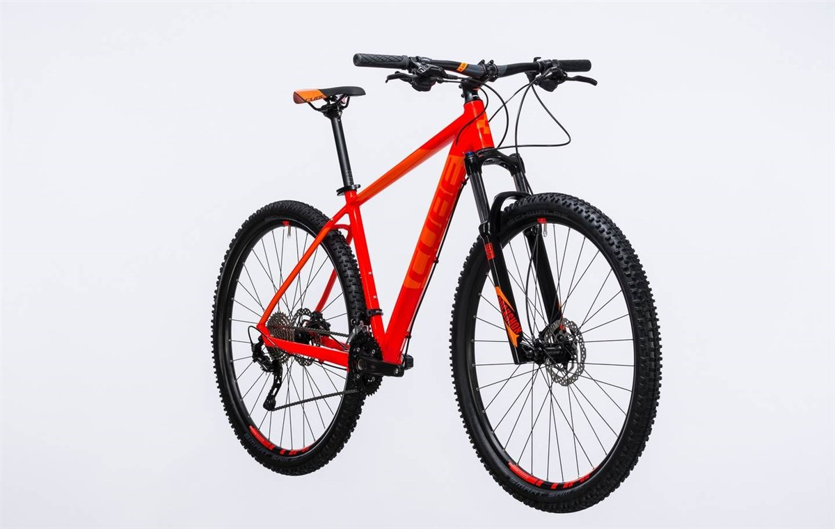 Cube Attention 29er  2017 Mountain Bike