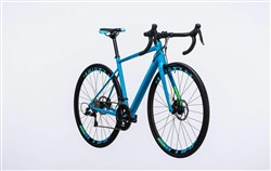 Cube Axial WLS Pro Disc 28 Womens  2017 Road Bike