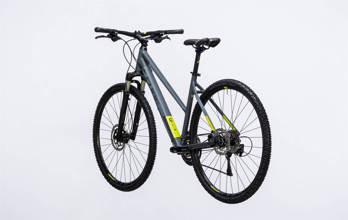 Cube Cross Pro  Trapeze  2017 Hybrid Bike