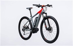 "Cube Reaction Hybrid HPA Pro 400 27.5""  2017 Electric Bike"
