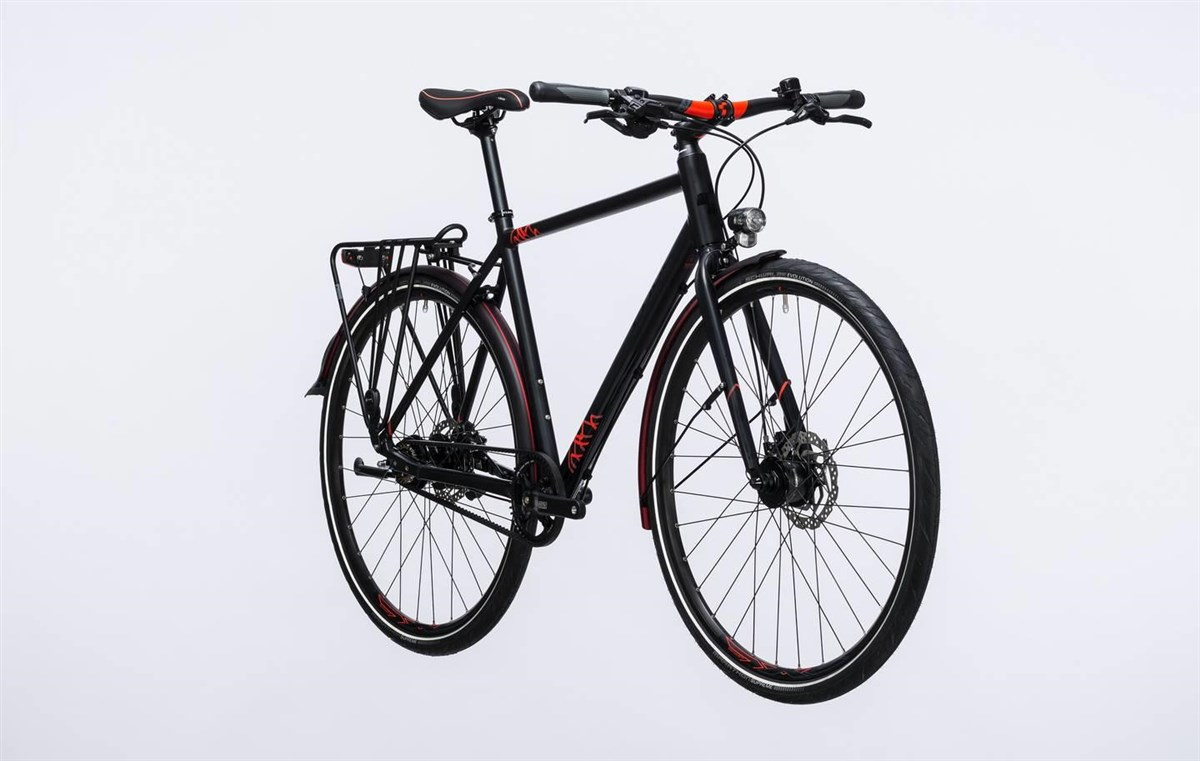 Cube Travel SL  2017 Hybrid Bike