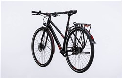 Cube Travel SL  Trapeze  2017 Hybrid Bike