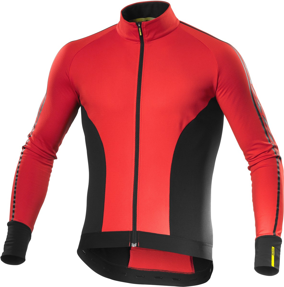 Mavic Cosmic Elite Thermo Long Sleeve Cycling Jersey AW16