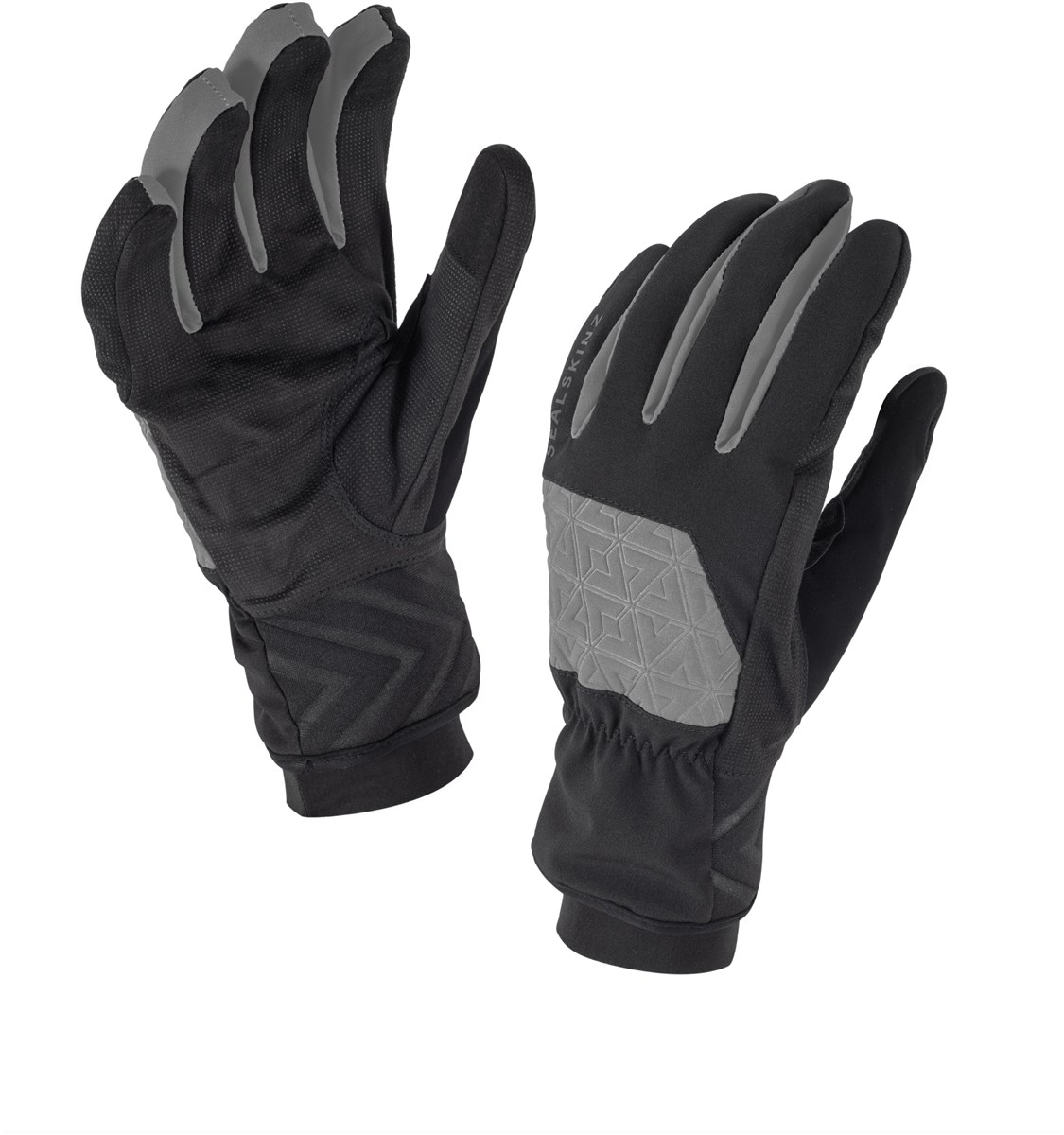 SealSkinz Helvellyn Long Finger Cycling Gloves AW16