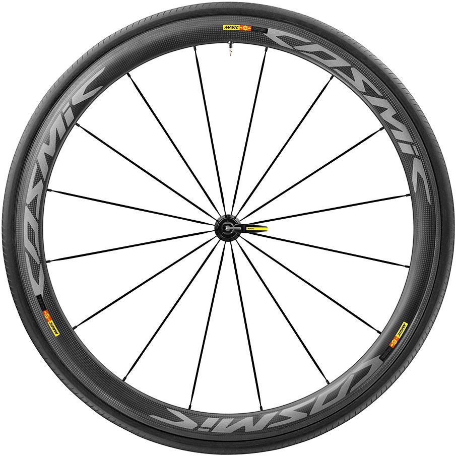 Mavic Cosmic Pro Carbon SL Tubular Road Wheelset 2017