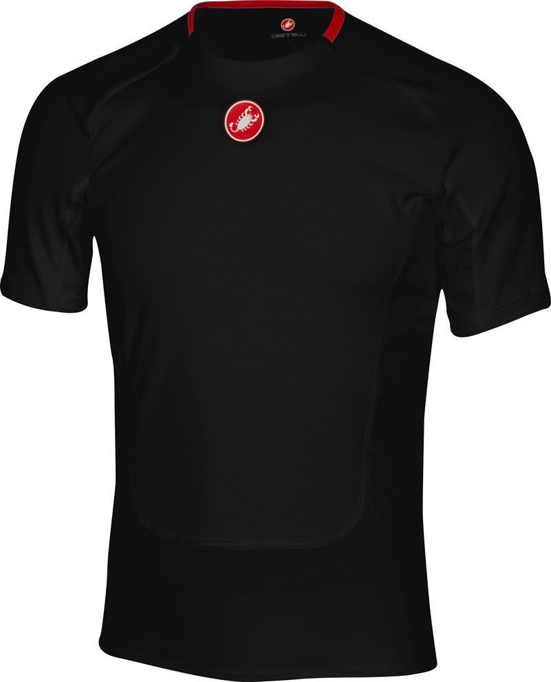 Castelli Prosecco Short Sleeve Base Layer SS17