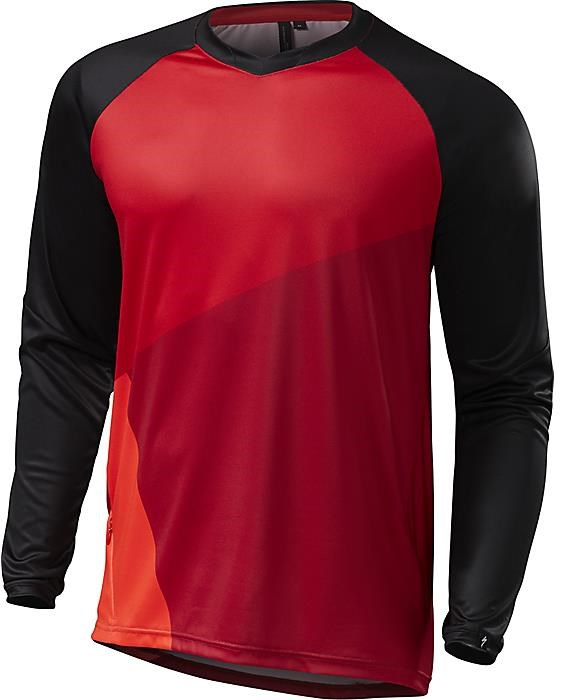 Specialized Demo Pro Long Sleeve Jersey SS17