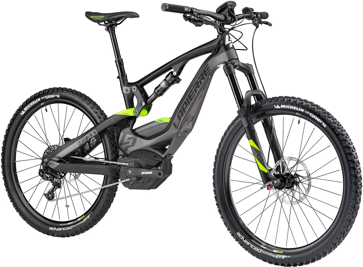 Lapierre Overvolt AM 700 Carbon  2017 Electric Mountain Bike