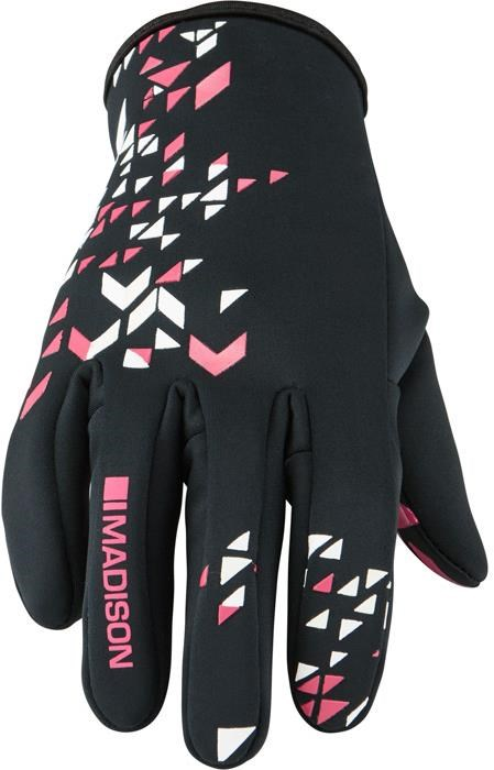 Madison Element Youth Softshell Long Finger Gloves SS17