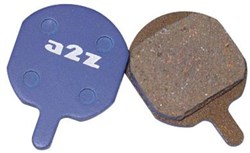 Image of A2Z Hayes MX-2/3/QMD-6 Pads