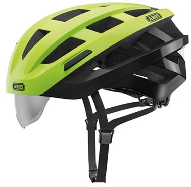 Image of Abus In Vizz Ascent Road Helmet 2016