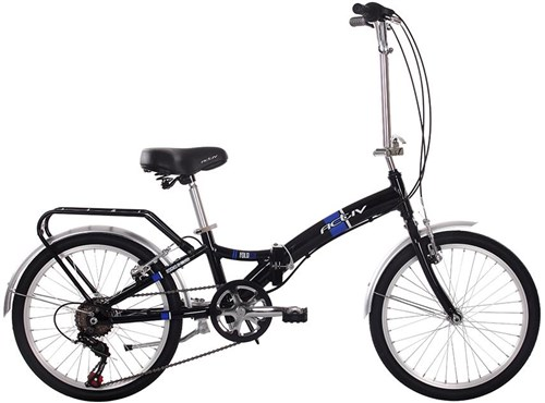 Image of Activ Fold A6 2017 Folding Bike