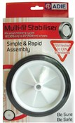 Image of Adie CEN Stabiliser 12/20 Wheel