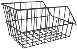 Image of Adie Large Rear Basket With Fittings